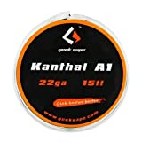 Geek Vape Autentico ecig fai da te nastro di filo KANTHAL KA1/22 GA 5 m