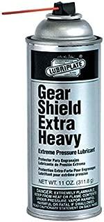 Lubriplate Gear Shield Extra Heavy, L0152-063, Lithium-based,gear Grease, Ctn 12/11 Oz Spray