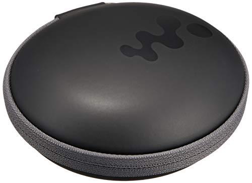 ソニー ヘッドホン一体型ウォークマン純正ソフトケース CKS-NWWS620 : WS620/WS410シリーズ用 ブラック CKS-NWWS620 B