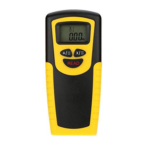 Rangefinder - Generico 18m Metro Digitale di Distanza Portatile ad Ultrasuono Misuratore di Distanza Area / Volume Utensile con Punto del Laser