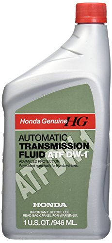Honda - 08200-9008 DW-1 Automatic Transmission Fluid, 1 quart, Pack of 12