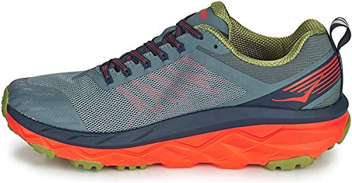 Hoka One One Challenger ATR 5 Running Shoes Herren Stormy Weather/Moonlight Ocean 2019 Laufsport Schuhe, Stormy Weather/Moonlight Ocean, 46 EU