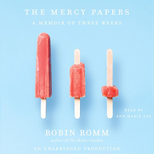 The Mercy Papers audiobook cover art