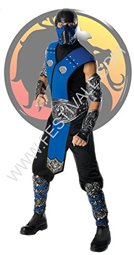 Festival Magia und Giocoleria Kostüm Mortal Kombat - Sub -Zero (R199)
