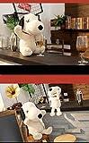 NC87 Precioso muñeco de Peluche de Dibujos Animados Snoopy, Juguete Grande de Snoopy para Perros, Juguetes de Peluche, Animales, Día de San Valentín, Boda, Chico, Regalo de cumpleaños para niños