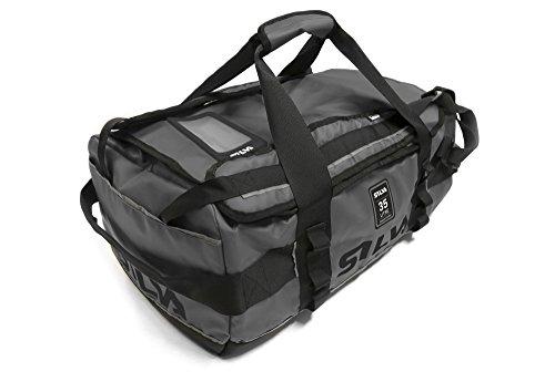 Silva Unisex's Duffel Bag-Grey, 35 Litre, 55