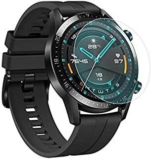 Shinesky 3xExplosion-proof TPU Full Cover Screen Protector Film for Huawei Watch GT2 46mm