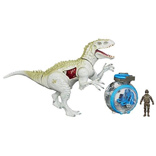 Jurassic World Indominus Rex vs Gyro Esfera Paquete Set de Juegos (B1424)