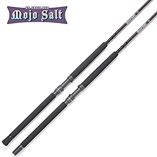 St.Croix Mojo Salt Conventional Fishing Rods