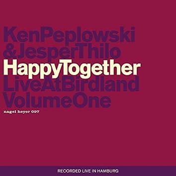 Happy Together (Live at Birdland, Vol. 1)