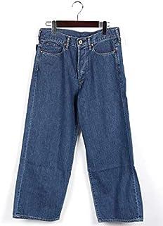 [クロ] ロングパンツ CARVER 8oz DENIM ONE WASH FADED INDIGO カーヴァー 962014 フェーデッド インディゴ 8オンス デニム パンツ ジーンズ メンズ