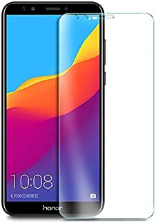 Tempered Glass Screen Protector for Huawei Y7 Prime 2018, Clear