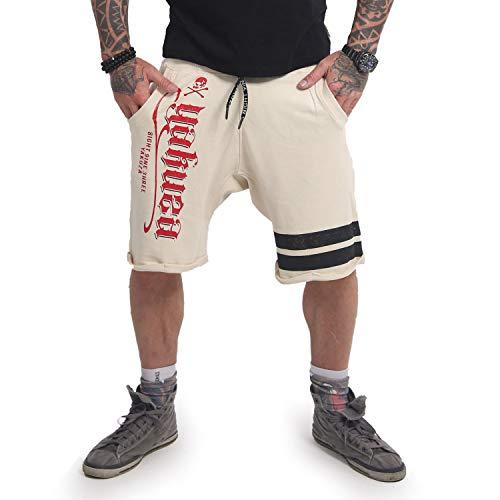 Yakuza Herren Scrap Town Sweat Shorts