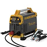 TOOLIOM 195A 110/220V Stick Welder ARC Welding Machine DC Inverter Welder Dual Voltage MMA Welder Digital Display