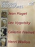 Livro Grandes Educadores - Jean Piaget, Lev Vygotsky, Celestin Freinet, Henri Wallon