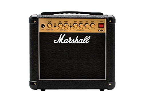 Best Price Marshall Amps Guitar Combo Amplifier (M-DSL1CR-U)