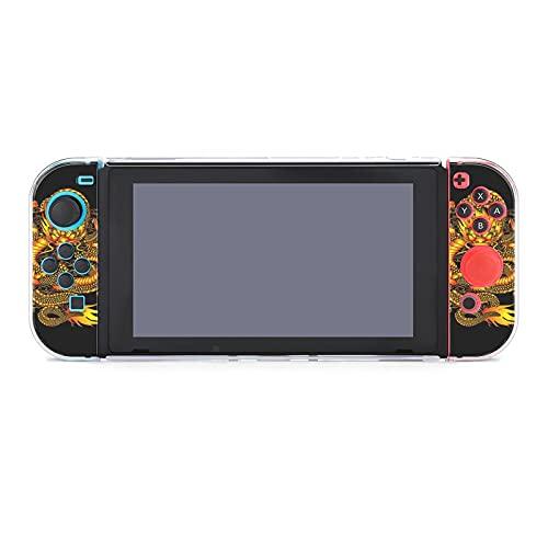 Funda para Nintendo Switch Chinese Dragon Art 5 piezas Funda protectora compatible...
