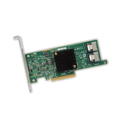Sparepart: Dell LSI 12Gb SAS 9300-8e HBA, Dual Port, Customer Kit, K0NXV, J91FN (Dual Port, Customer Kit)