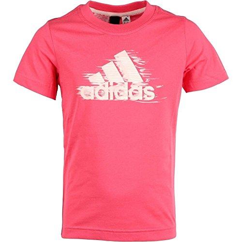 adidas Camiseta Casual niña K GRPH tee (116)