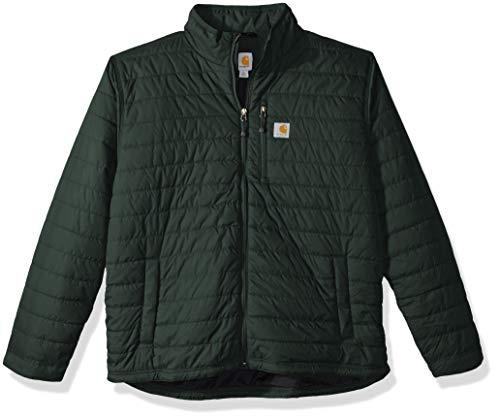 Carhartt Men's Big & Tall Gilliam Jacket, Canopy Green, 3X-Large