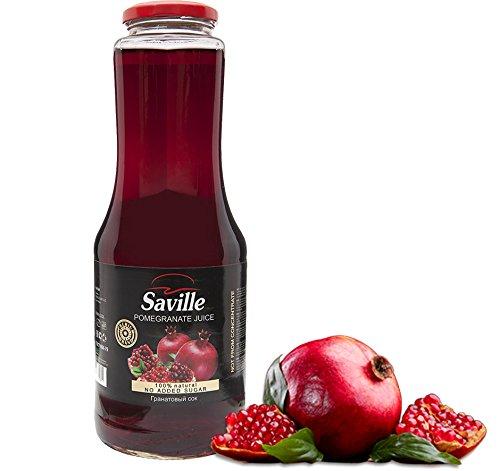 1L Saville Granatapfel Direktsaft / 100% Granatapfelsaft / Muttersaft / Grenade juice