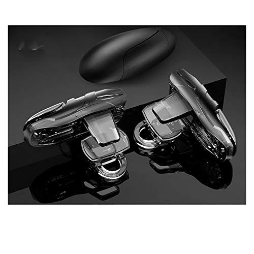 WDFDZSW PUBG AUXILIAR EQUIPO AUXILIAR CAMBIO CONSOLE Tipo de consola Apple Dedicado de seis dedo Manija automática Presión automática PERIFICA PERIUFERAL Call of Duty Juego móvil Conjunto de botones d