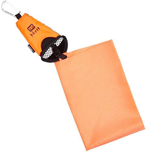 Relags Mini Handtuch, Orange, 40 x 40