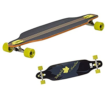 Longboard 38 Drop Maple Surfer