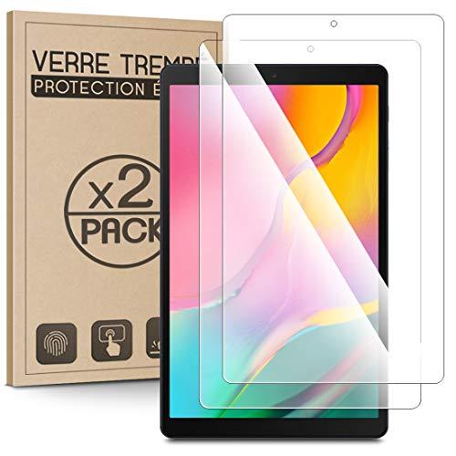 KARYLAX - Juego de 2 protectores de pantalla (dureza 9H, 3D-Touch, 100%...