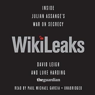 WikiLeaks cover art