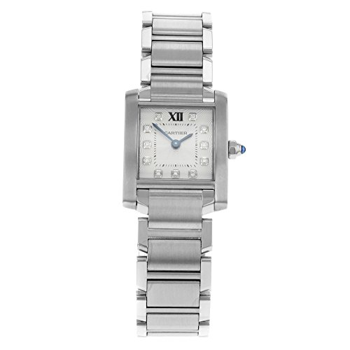 Cartier Tank Francaise WE110006 Orologio da donna