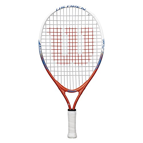 Wilson 55064 Junior US Open Tennis Racquet, 19' L