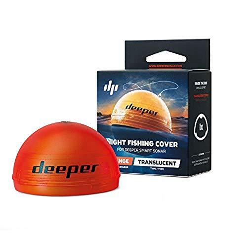 Deeper Unisex Night Fishing Nachtcover, orange, 2.55 EU