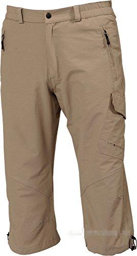 Hot de Sportswear Pantacourt Sienna Sable Pantalon de randonnée et de Loisirs, 52 Sand