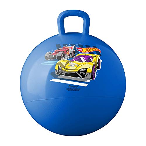 Hedstrom Hot Wheels Hopper Ball, Hop Ball for...
