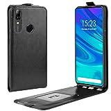 Dmtrab Phone Case for Coque Huawei P Smart Z, Texture Crazy Horse Texture Vertical Coque de...