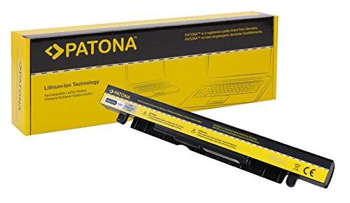 PaTONA batterie d'ordinateur portable pour asus a450C a450CA//// a450CC a450J a450JF a450L,///a450LA a450LB a450LC/a450 v a450 vb a450 vc/////a550CA a550C a450 ve///a550CC a550L a550LA/a550LB a550LC a550 v/////a552E a550 vc a550 vb///a552EA d450L d450LA/d450LC d451 v d451 ve/////d452E d452CP d452C///d452EA d452EP d452 v/d452 vp d551E d551EA/////d552E d552CL d552C d552EA d552EP/////d552 v d552 vl e450C/e450CA/e450CC li-- ion 2200mAh noir ;