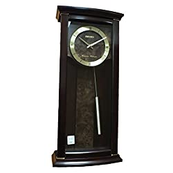 Seiko Elegance & Modern Wall Clock with Pendulum and Chime