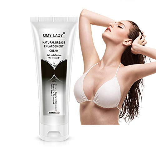 Sixcup® Brustvergrößerung Creme Breast Care Brustver Größerungs Massagecreme Brust Enhancement Cream Glatte Große Büste Smooth Big Bust Große kurvige Brust (A)