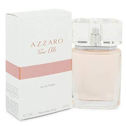Azzaro Pour Elle by Azzaro Eau De Toilette Spray 2.5 oz / 75 ml (Women)