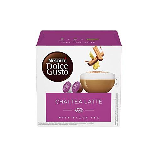 Lot 48 Capsules Chaî Tea Latte Dolce Gusto