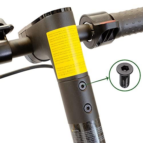 M365Lyon - Tornillo para manillar de patinete eléctrico Xiaomi M365 M365 Pro 2 Essential Pro2 y 1S