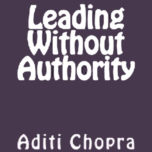 Leading Without Authority Titelbild