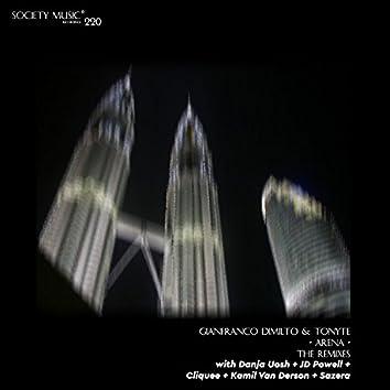 Arena - The Remixes