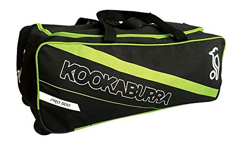 Whitedot Sports Kookaburra PRO 500 Wheelie Cricket KIT Bag