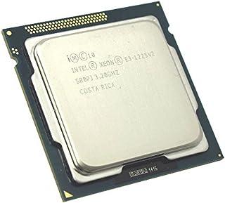 Intel Xeon E3-1225 v2 SR0PJ - Procesador CPU (3,2 GHz, 8 MB, Quad Core FCLGA1155, 5 GT/s