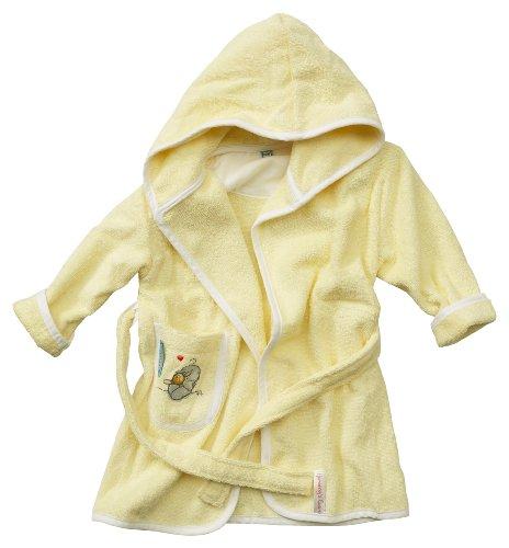 Bébé-jou Peignoir de Bain Humphrey Jaune Taille 86 x 92 cm
