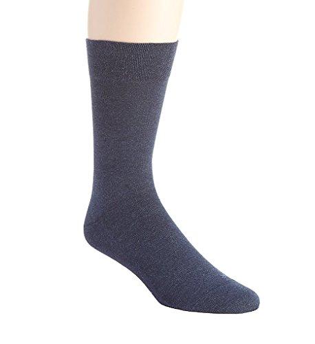 FALKE Herren Socken Sensitive London - 94prozent Baumwolle, 1 Paar, versch. Farben, Größe 39-50 - hautfre&liche Baumwolle, druckfreier Komfortb&