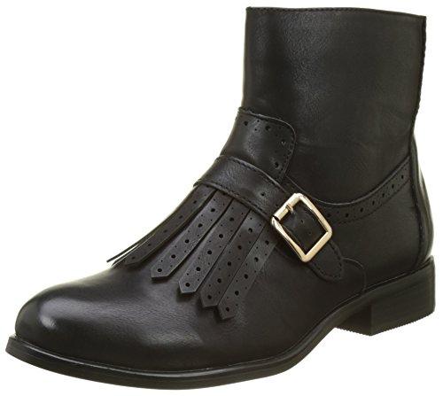 Buffalo dames B195a-67 P2173a Leather Pu laarzen