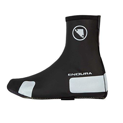 Endura Urban Luminite - Cubrezapatillas impermeables para hombre, talla M, color negro